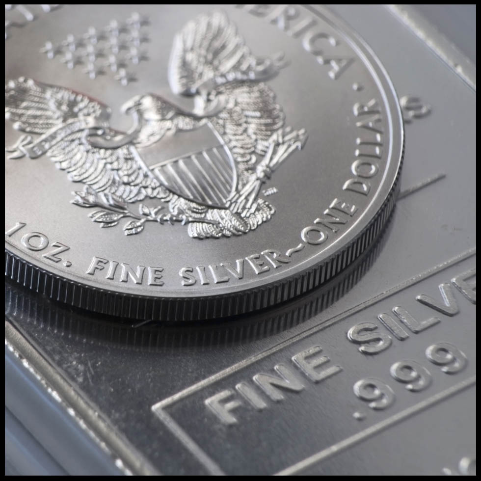 We Buy Silver Bars and Coins In Massachusetts